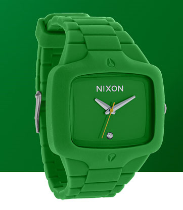 The Rubber Player by Nixon