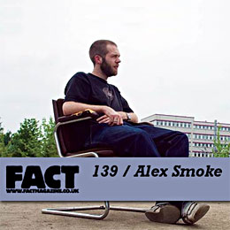 Alex Smoke podcast