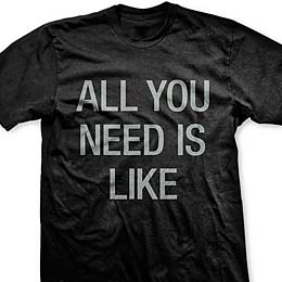 All You Need Is Like