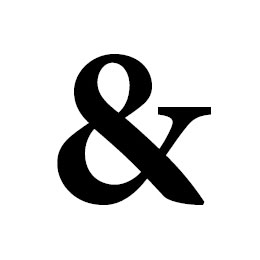 An ampersand a day