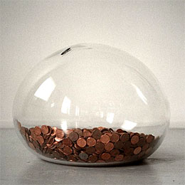 Bubble bank