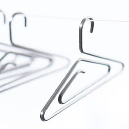 Coathanger paperclips