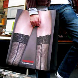 Condimi Sex Shop shopping bag