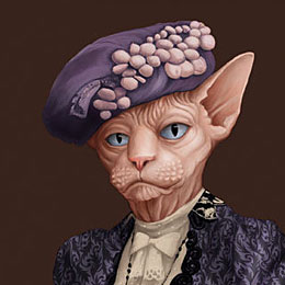 Dowager Countess Sphynx