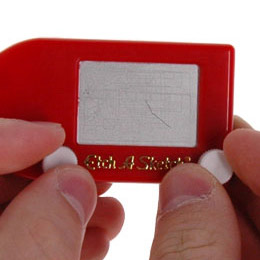 Etch A Sketch pen