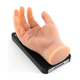 Hand iPhone cover