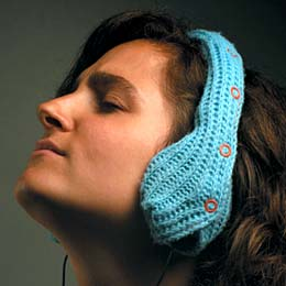 Headphone earmuffs