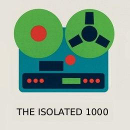 isolated 1000