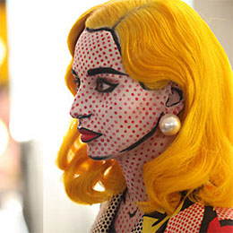 Lichtenstein disguise
