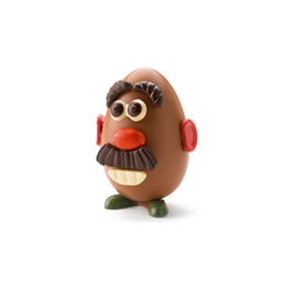 Mr Potato Head Easter Egg