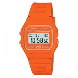 A nice orange watch