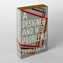 A designer and his problems