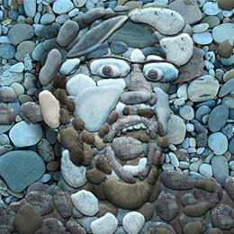 Pebble face