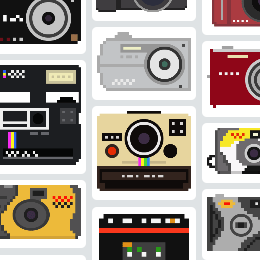 Pixelated Cameras