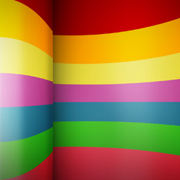 Rainbow wallpaper