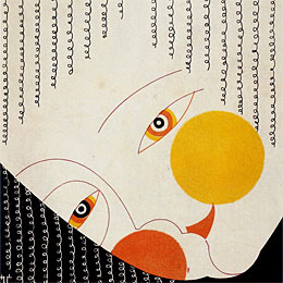 Japanese graphic design from the 1920s-30s