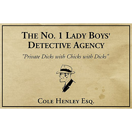 The No. 1 Lady Boys Detective Agency