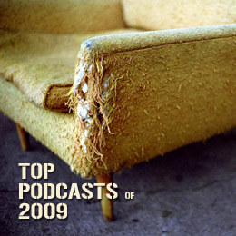Top podcasts of 2009