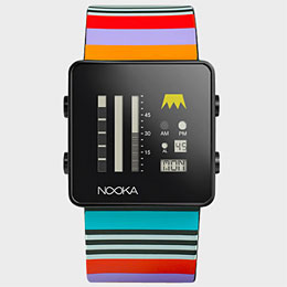 Undrcrwn Nooka watch