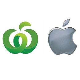 Apple v Woolworths