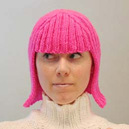 Woolly Wig Hat
