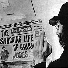 John Lennon death photo