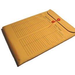 Envelope laptop cover