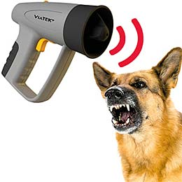 Animal repeller gun